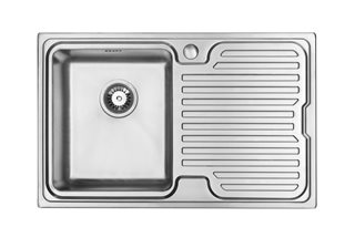 Titan 1.0 Compact Bowl Inset Sink