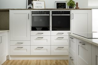 Moda White Shaker Kitchens
