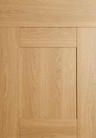 Shaker Lissa Oak Kitchens