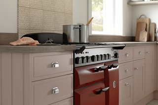 Davenport Painted Taupe Kitchen