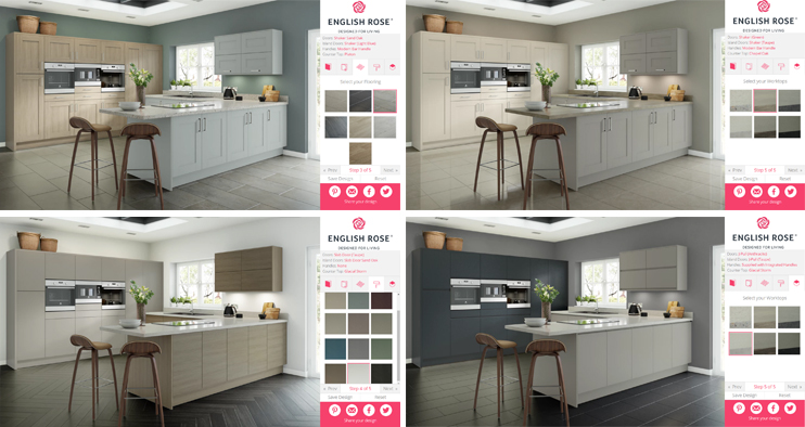 Kitchen -Visualiser